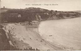 ETABLES - PLAGE DU MOULIN - Etables-sur-Mer