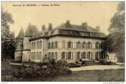 77 - BOUTIGNY - Château De Belou - 1905 - (environs De Meaux) - Other Municipalities