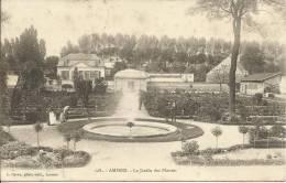 AMIENS, LE JARDIN DES PLANTES, PRECURSEUR - SCAN R/V - Amiens