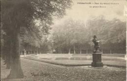 VERSAILLES-PARC DU GRAND TRIANON, LE GRAND BASSIN. PRECURSEUR - Versailles (Castillo)