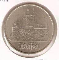 MONEDA DE ALEMANIA DEMOCRATICA DE 5 MARK DEL AÑO 1972  (COIN) - [ 6] 1949-1990 : RDA - Rep. Dem. Alemana