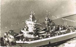1455. Postal Fotografica Barco LE RICHELIEU. Taillecourt (Doubs), Ship, Bateau - Bancos