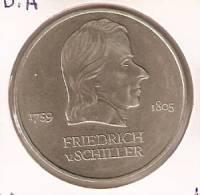 MONEDA DE ALEMANIA DEMOCRATICA DE 20 MARK DEL AÑO 1972  (COIN) - [ 6] 1949-1990 : RDA - Rep. Dem. Alemana