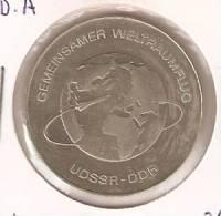 MONEDA DE ALEMANIA DEMOCRATICA DE 10 MARK DEL AÑO 1978  (COIN) - [ 6] 1949-1990 : RDA - Rep. Dem. Alemana