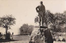 Afrique - Zambie - Chutes Victoria - Livingstone Memorial - Zambie