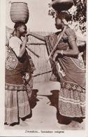 Afrique -  Zambie - Femmes - Porteuses - Zambie