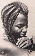 Afrique - Tchad -  Fort Lamy - Ethnie - Tribue Femme Sara