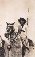Afrique - Tchad -  Cavalier Foulbé - Tchad