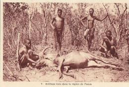 Afrique - République Centre Africaine - Oubangui - Chasse Chasseurs - Centrafricaine (République)