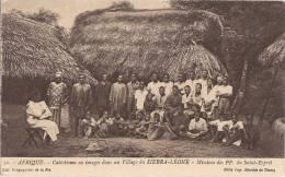 Afrique - Sierra Leone - Religion Catholique - Mission - Sierra Leone