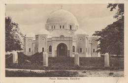 Afrique - Tanzanie - Zanzibar - Peace Memorial - Tanzania