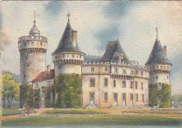 Grossouvre 18 - Château - Barré Dayez - Non Classificati