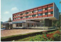 Cetinje Montenegro, Hotel Park Lodging Architecture, C1960s/70s Vintage Postcard - Montenegro