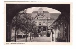 Allemagne Peine Stadtisches Krankenhaus , Oblitération Cachet Peine - Peine