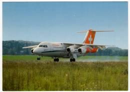 CROSSAIR - BAe 146-200 JUMBOLINO - N. VG. - Vedi Retro - 1946-....: Era Moderna