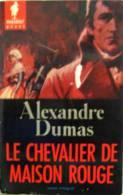 """Alexandre DUMAS """"Le Chevalier De Maison Rouge"""" - MARABOUT - Très Bon Etat - - Historique"""