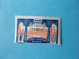 Gabon Poste Neuf ** N°103A - Gabon (1886-1936)
