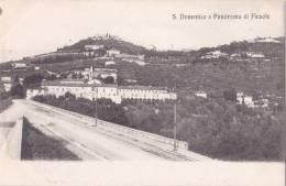 S. DOMENICO E PANORAMA DI FIESOLE  - AUTENTICA 100% - Italia