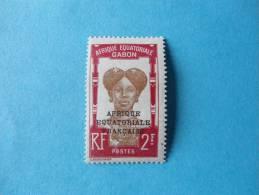 Gabon Poste Neuf ** N°106 - Gabon (1886-1936)