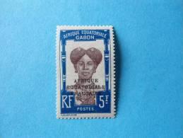 Gabon Poste Neuf ** N°107 - Gabon (1886-1936)