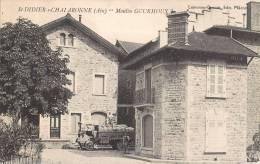 SAINT-DIDIER-SUR-CHALARON NE MOULIN GOURMOUX ANIMEE CAMION 01 AIN - France