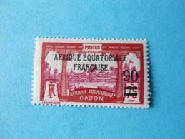 Gabon Poste Neuf ** N°110 - Gabon (1886-1936)