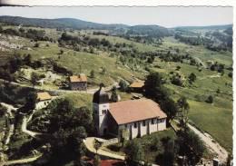 1400 Septmoncel  L'église - Septmoncel