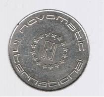 FICHAS - MEDALLAS // Token - Medal # - Unclassified