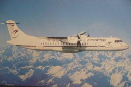 ATR 72  EUROWING      AIRLINE ISSUE - 1946-....: Moderne