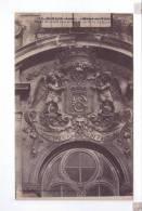 02 BOHAIN Hotel De Ville Motif Decoratif Aux Armes De La Ville Statues Anges - France