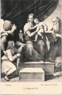 - MADRID  Museo Del Prado    RAFAEL  La Virgen Del Pez  Unused - Madrid