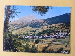 Dep 05 , Cpm  ST CHAFFREY , Alt.1350m. , E.05133.066.0323 , Vue Partielle Du Village  , Edit.Combier(171) - Other Municipalities