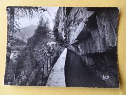 Dep 05 , Cpsm PONT Du FOSSE , Alt.1129m. , Le Canal Du Drac  , Edit.Tardy (200) - Other Municipalities