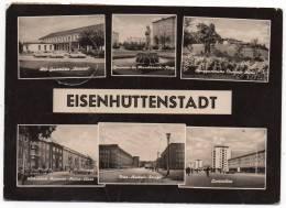 Cpsm - Eisenhuttenstadt - Stempeln : Gegen Krieg Und Faschimus (RDA - DDR) 1964 - Eisenhuettenstadt