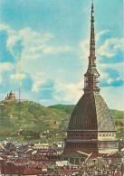 CPM - TORINO - La Mole Antonelliana E Superga (Ediz. Bertoglio Ezio, Superga, 71) - Mole Antonelliana