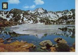 VALLS D`ANDORRA  LAGO DE ELS PESSONS   OHL - Andorra