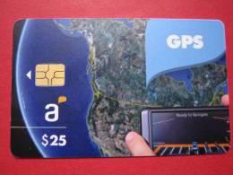 Uruguay TC538a GPS - Uruguay