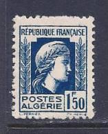 Algeria, Scott # 179 MNH Marianne, 1944 - Algeria (1924-1962)