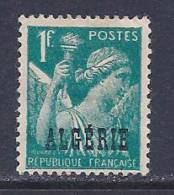 Algeria, Scott # 192 MNH Overprint On France Stamp,1947 - Algeria (1924-1962)