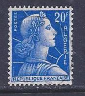 Algeria, Scott # 284 Used Marianne, 1957 - Algeria (1924-1962)