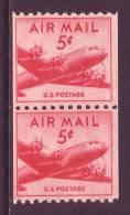 U.S. C 37X2   ** - Air Mail