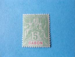 Gabon Poste Neuf ** N°19 - Stamps