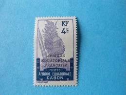 Gabon Poste Neuf ** N°90 - Stamps
