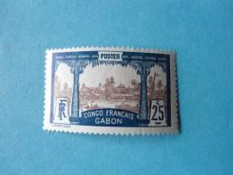 Gabon Poste Neuf ** N°39 - Gabon (1886-1936)