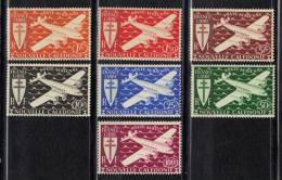 Nouvelle-Calédonie Poste Aérienne N° 46-52 ** - Posta Aerea