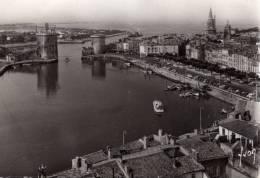02002 - Fischkutter Fishing Boats Im Hafen Von La Rochelle - Segelboote
