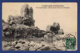 22 CAP FREHEL Rochers De L´Anse De Sévignés - Cap Frehel