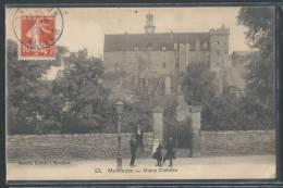 - CPA 03 - Montluçon, Vieux Château - Montlucon