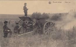 Armée Belge - Pièce, Feu ! - Ausrüstung