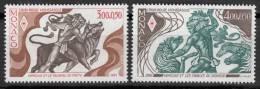 N° 1435 Et N° 1436 De Monaco - X X - ( E 1379 )  - - Croix-Rouge